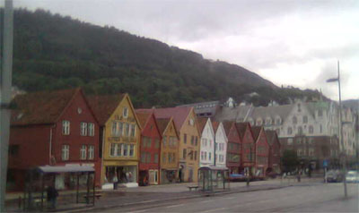 you are in Bergen
