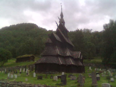 Borgund Stave Church (large)